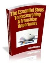 top franchise research ebook