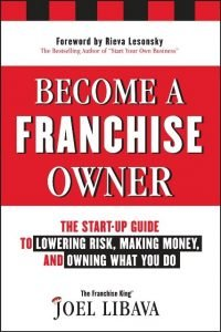 Joel Libava's franchise book