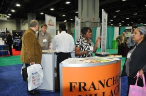 franchise trade show