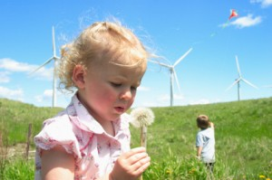 A wish for a green future