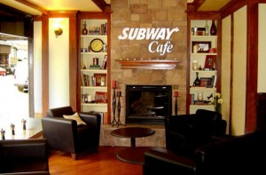 subway franchise cafe foodista blog