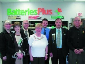 Batteries Plus Franchisee Mike Burzminski