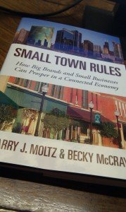 the small town rules book